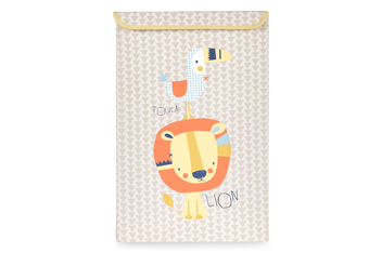 Little Zoo Brights Laundry Sorter