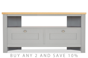 Malvern Corner TV Unit