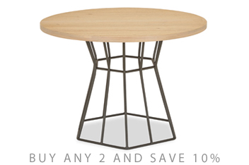 Horizon Round Dining Table