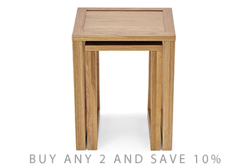 Set Of 2 Rutherford Nest Of Tables