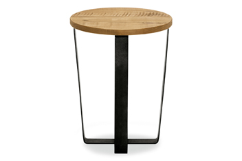 Kendall Metal Side Table