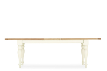Shaftesbury Painted 6-8 Seater Extending Dining Table