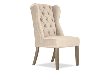 Sherlock Buttoned Dining Chair