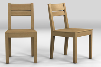 Set Of 2 Rutherford Dining Chairs