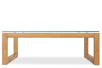 Brooklyn Oak Coffee Table