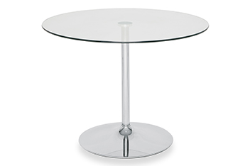 Buy metal and glass dining tables from the next uk online shop for Glass top dining table next