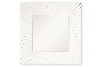 Square Facet Mirror