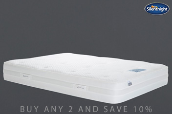 1400 Pocket Sprung Geltex Retreat Mattress