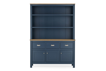 Buxton Blue Dresser Top