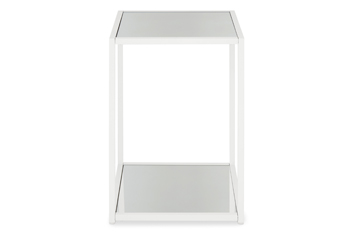 Mirror Side Table