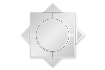 Collection Glass Luxe Mirror