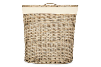 Natural Willow Extra Large Laundry Bin