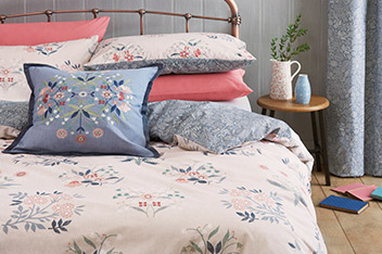 Salisbury Floral Bed Set