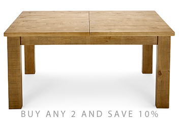 Kendall 6-8 Seater Extending Dining Table