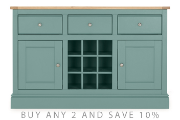 Shaftesbury Painted Sideboard