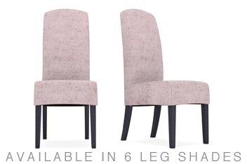 Set Of 2 Sienna Dining Chairs