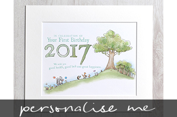 2017 Special Occasion Illustration By Letterfest