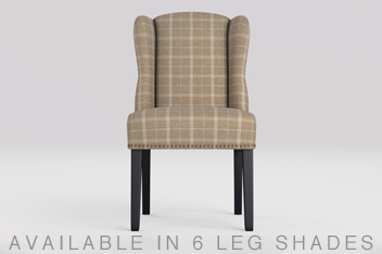 Sherlock Non Buttoned Dining Chair