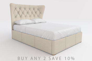 Elise Bedstead Without Footboard