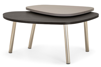 Logan Taupe Coffee Table