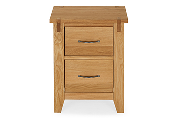 Clarendon Bedside Table