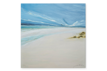 Distant Dunes By Jane Skingley