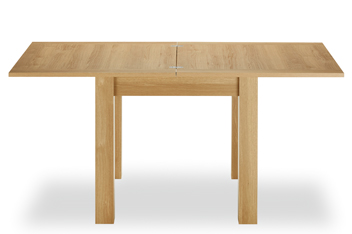 Dining tables oak dining tables round extending next - Square to rectangle dining table ...