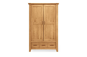 Clarendon Wardrobe With Drawer