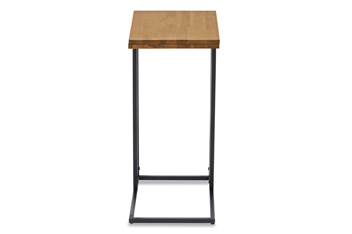 Open Cantilever Side Table
