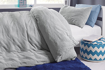 Super Soft Fleece Bed Set