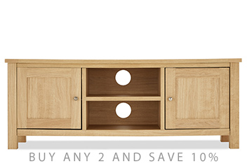 Malvern Wide TV Unit