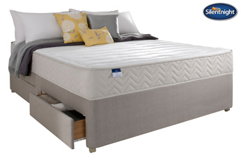 Silentnight Eco Memory Mattress And Divan Set