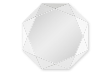 Octagon Facet Mirror