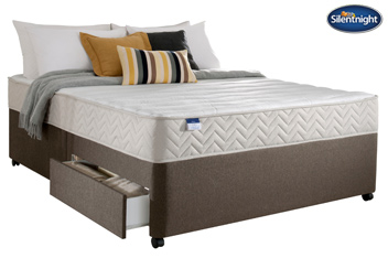 Silentnight Eco Comfort Mattress And Divan Set