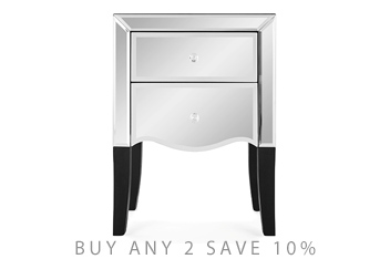 Gatsby Bedside Table
