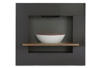 Cube Shelf Vessel Suite