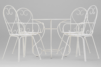 5 Piece Rochelle Dining Set