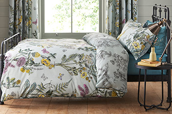 Orchard Floral Bed Set
