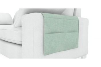Storage Armcaps - Belgian Soft Twill / Teal