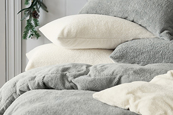 Supersoft Fleece Bed Set