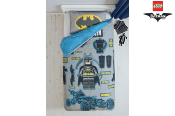 Lego™ Batman Bed Set
