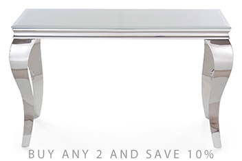 Louis Console Table By Vida Living