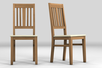 Set Of 2 Harrogate  Dining Chairs