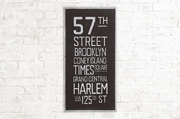 Artist Collection New York Canvas