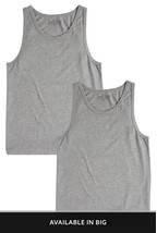 Grey Vests Two Pack