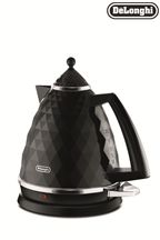 Delonghi Black Brilliante Kettle