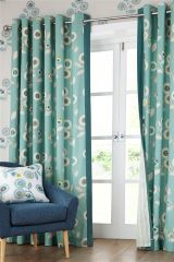 Buy Teal Curtains And Blinds From The Next Uk Online Shop