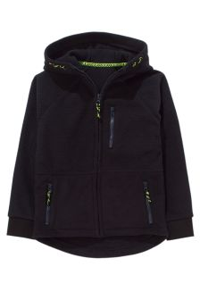 Textured Zip Through Fleece (3-16yrs)