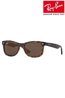 Tortoiseshell Ray-Ban® Childrens Sunglasses