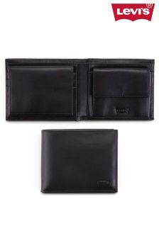 Black Levi's® Bifold Wallet